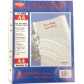 CENTRE Sheet Protector 1328, A4 100's
