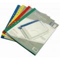 BINDERMAX 11-Hole 10-Pocket Book, A4 (Yel)