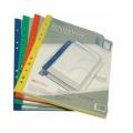 BINDERMAX 11-Hole 20-Pocket Book, A4 (Blu)