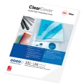 IBICLEAR A4 Cover 0.18mm, 100's (Clear)