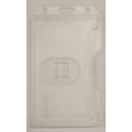 COSMO Vertical Card Holder, 2-Sided-Hard