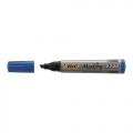 BIC Permanent Marker 2300 Chisel Tip Blu