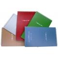 BESFORM Shorthand Book BPSL6060, 60 Sheets (Ass. Colour)