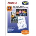 Aurora Laminating Pouch P100A4 A4/100'S