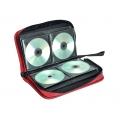 AGVA Nylon CD Wallet , Holds 96 CDs