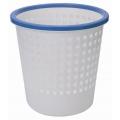 DELI Dtone Plastic Waste Basket 9554 (Round)
