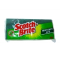 3M Scotch-Brite 2-in-1 Heavy Duty Scrub Sponge 213 3's