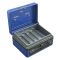 Carl Cash Box CB8100 Blue