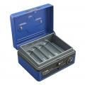 CARL Cash Box CB8100, 6'' (Blue)