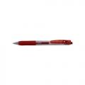 ZEBRA Sarasa Clip Gel Pen, 0.7mm (Red)