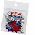 STZ Ex-Power Clips-Metal 6.4mm