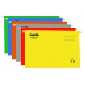 SUREMARK Suspension File, F4 25's (Red)