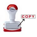 "SHINY Pre-Inked Stamp NC02 ""COPY"""