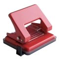 CARL 2-Hole Puncher 100XL (Red)