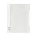 Durable Clear View Folder 2570 White A4