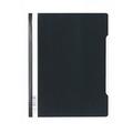 Durable Clear View Folder 2570 Black A4