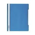 Durable Clear View Folder 2570 Blue A4