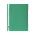 Durable Clear View Folder 2570 Green A4