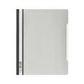 DURABLE Clear Folder 2570, A4 (Grey)