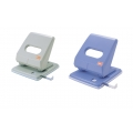 Max 2-Hole Paper Punch DP-F2GF Blu