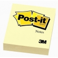 3M Post-It Note, 2'' x 3'' 50's (Yellow)