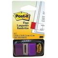 3M Post-it Flag 680 1'' x 1.7'' (Purple)
