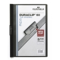 DURACLIP Folder 2209, A4 (Black)