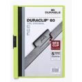 DURACLIP Folder 2209, A4 (Green)