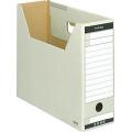 KOKUYO Box File KF-A4-LFT, A4 (Grey)