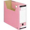 Kokuyo Box File KF-A4-LFT A4E, Pink