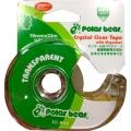 Polar Bear Crystal Clear Tape CC-833