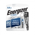 Energizer Lithium Battery AA (PKT4)