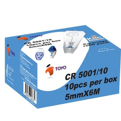 Toyo Corr  Tape Refill Set CR5001/10