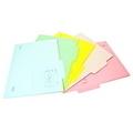 KOKUYO Inner File KF-A4-1F, A4 (Yellow)