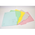 KOKUYO Inner File KF-A4-1F, A4 (Pink)