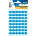 HERMA Label 1863 ø12mm, 240 Labels (Blu)