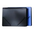 Popular A4 Expanding File SD-1206 Black