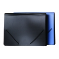 Popular A4 Expanding File SD-1206 Blue