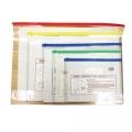 CENTRE Zipper Data Envelope, B5 (Ass.Col)