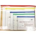 CENTRE Zipper Data Envelope, A4 (Ass.Col)