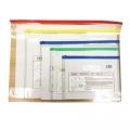 CENTRE Zipper Data Envelope, B4 (Ass.Col)