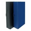 "Popular PVC Box File 2"" F4"