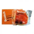 Scotch Transparent Tape 500 18mmx66m