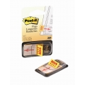 """3M Post-it Flag 680-9 """"Sign Here"""" 1'' x 1.7''"""