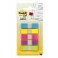 3M Post-It Tape Flags 683-5CB 12mm x 44mm (5 Colours)