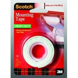 3M 118 Mounting Tape