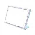 STZ Acrylic Card Stand 50976, L-Shape
