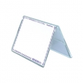 STZ Acrylic Both Card Stand 50979