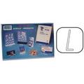 STZ Acrylic Literature Holder Horizontal LH51011