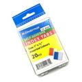 "BINDERMAX Color Index Tab IT-010, 1"" 20's"